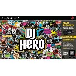 DJ Hero - PlayStation 2