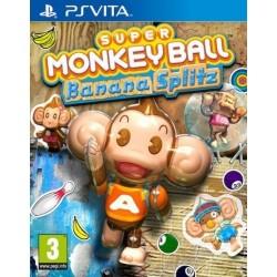 Super Monkey Ball: Banana Splitz - PS Vita