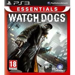 Watch_Dogs (Essentials) - PlayStation 3