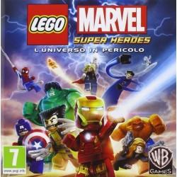 Lego Marvel Super Heroes: L'universo in pericolo - 3DS