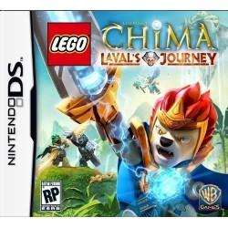 LEGO Chima - Il Viaggio di Laval - 3DS
