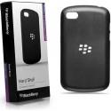 Blackberry ACC-50877-201 Custodia Hard Shell per Q10, Nero