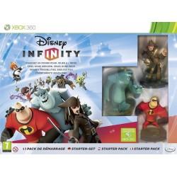Disney Infinity 1.0: Starter Pack - XBOX 360