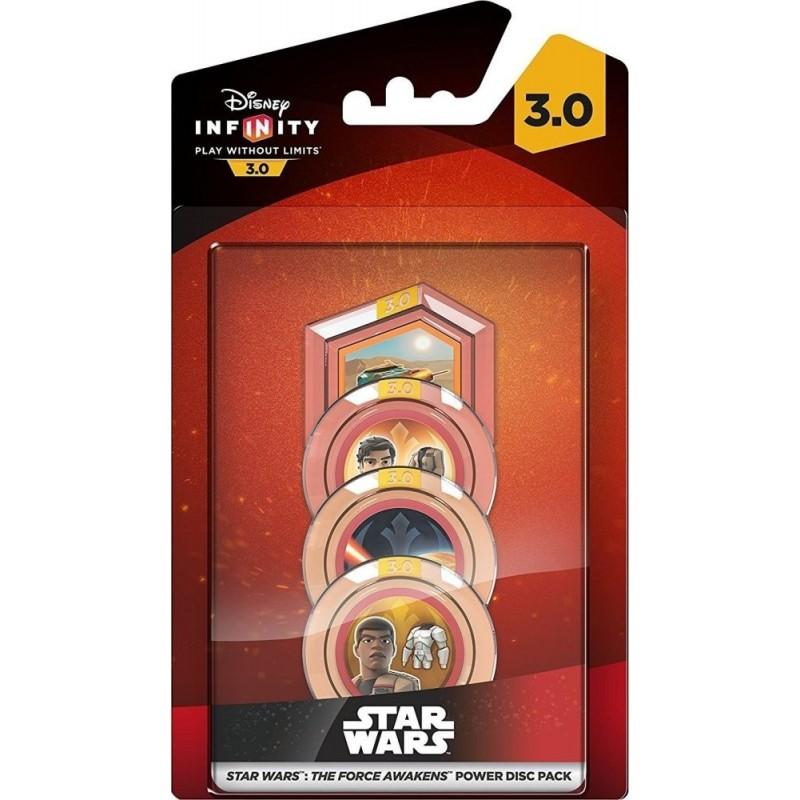 Disney Infinity 3.0: Star Wars Risveglio della Forza - Gettoni Extra Power (Power Disc)