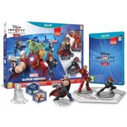 Disney Infinity 2.0: Marvel Super Heroes Starter Pack - Wii U