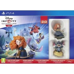 Disney Infinity 2.0: Starter Pack Originals - PlayStation 4