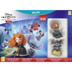 Infinity 2.0: Starter Pack Originals - Wii U
