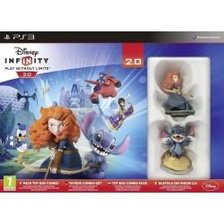 Infinity 2.0: Starter Pack Originals - PlayStation 3