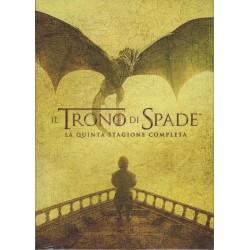 Il Trono di Spade, Stagione 05 (5 dischi) - DVD