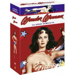 Wonder Woman - La Serie Completa (3 stagioni - 21 Dischi), DVD