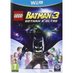 Lego Batman 3: Gotham e oltre - Wii U