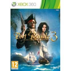 Port Royale 3 - XBOX 360