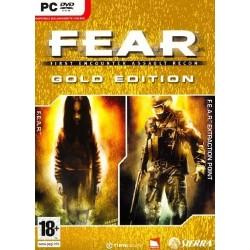 F.E.A.R. Gold Edition - PC