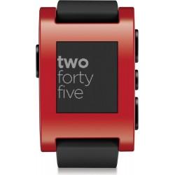 Pebble Smartwatch - Rosso