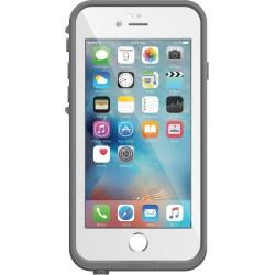 LifeProof Fre Custodia per Apple iPhone 6/6s Plus, Bianco