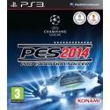 Pro Evolution Soccer (PES) 2014 - PlayStation 3