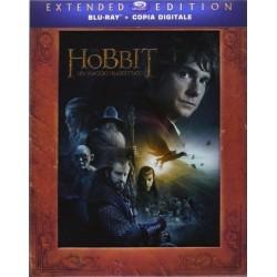 Lo Hobbit - Un Viaggio Inaspettato (Extended Edition 2D) - 3 Blu-Ray + copia digitale