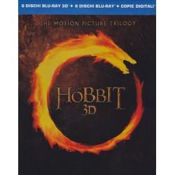 Lo Hobbit - La trilogia (2D+3D - 12 Blu-ray più copie digitali)