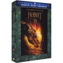 Lo Hobbit - La desolazione di Smaug (extended edition) (2D+3D) - Blu-Ray