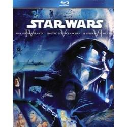 Star Wars - Trilogia (IV V VI) - Blu-ray