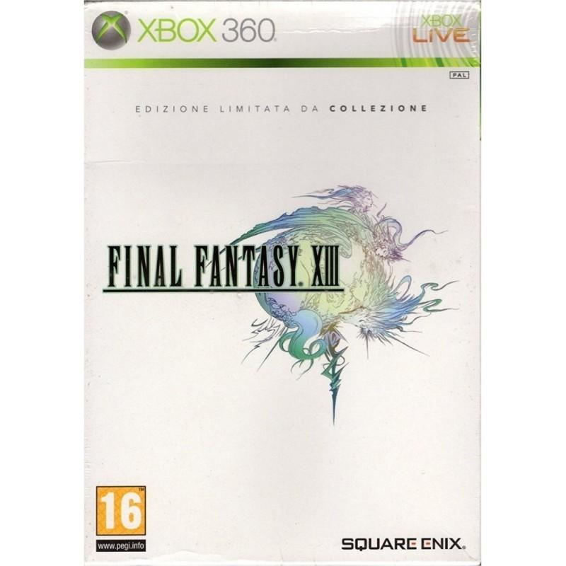 Final Fantasy XIII Special Edition - XBOX 360