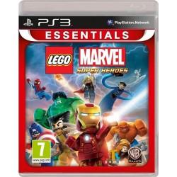 Lego Marvel Super Heroes (Essentials) - PlayStation 3