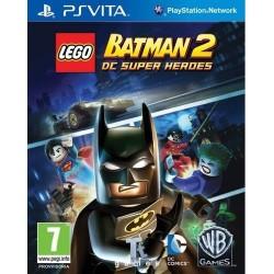 Lego Batman 2 - DC Super Heroes - PS Vita