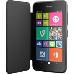 Custodia Incastrabile Apribile Nokia per Lumia 530, Grigio