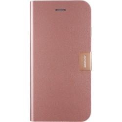 Anymode Custodia Folio Frame per iPhone 6, Oro Rosa