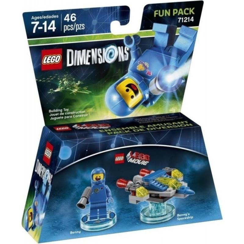 Lego Dimensions Fun Pack - Lego Movie: Benny