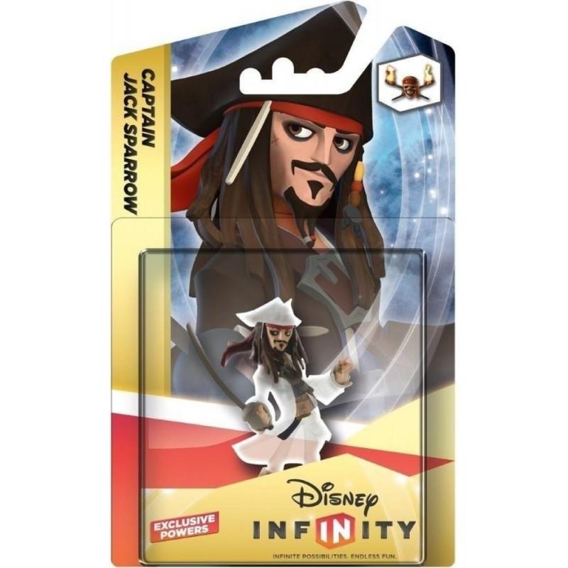 Disney Infinity 1.0: Crystal JACK Sparrow Hybrid Toy
