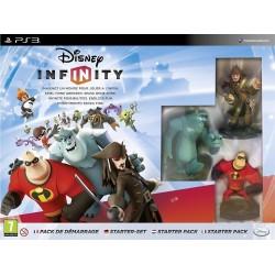Disney Infinity 1.0: Starter Pack - PlayStation 3