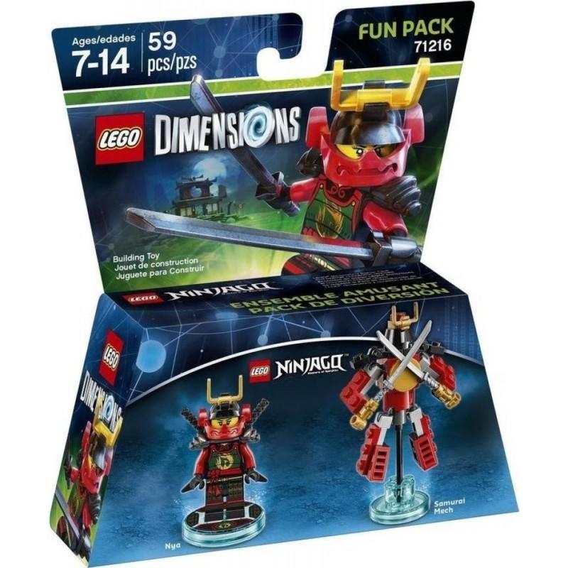 Lego Dimensions Fun Pack - Ninjago: Nya