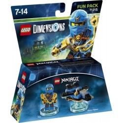 Lego Dimensions Fun Pack - Ninjago: Jay
