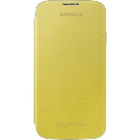 Samsung Flip Cover per Galaxy S4, Giallo