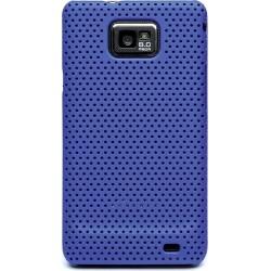 Muvit Custodia Sport per Samsung Galaxy S2, Blu