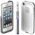 Lifeproof Cover iPhone 5 (1304-02), Bianco