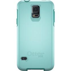 OtterBox - Symmetry Series Custodia per Samsung Galaxy S5, Verde Acqua