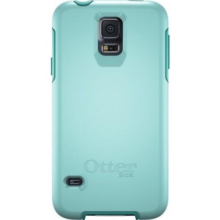 Custodia OtterBox Serie Symmetry (77-39995) per Samsung Galaxy S5 - Verde Acqua