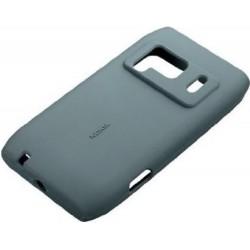 Custodia originale in silicone per Nokia N8 (CC1005), Nero