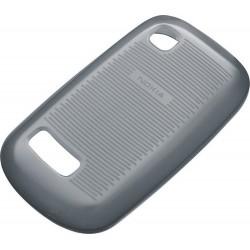Cover morbida per Nokia Asha 200/201 (CC-1034), nero