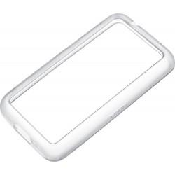 Custodia Morbida in Plastica per Nokia Lumia 620, Trasparente