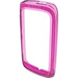 Custodia Morbida Protettiva in Plastica per Nokia Lumia 610, Rosa