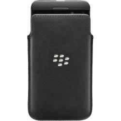 Custodia Originale a Fondina per Blackberry Z10, Nero