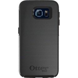 OtterBox, Serie Symmetry, Custodia per Samsung Galaxy S6 - Nero/Grigio