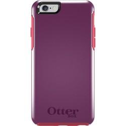 OtterBox, Serie Symmetry, Custodia per Apple iPhone 6 - Prugna/Bacca