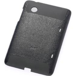 Custodia rigida, Design in pelle (HC C590 ) per HTC Flyer - Nero