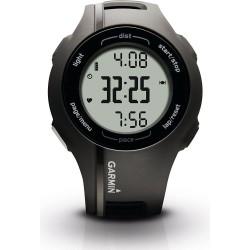 Garmin Forerunner 210 - Gps, Running, Fascia Cardio Soft Premium - Nero/Grigio
