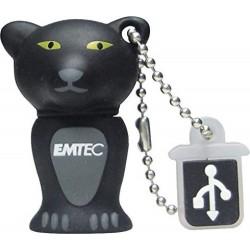 EMTEC - Black Panther - Pen Drive 8Gb USB 2.0