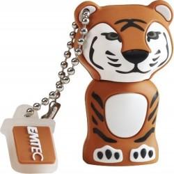 EMTEC - Tiger - Pen Drive 8Gb USB 2.0
